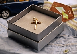 Kutija za krštenje - dečaci