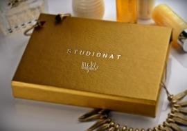 Kutija za ogrlice i prstenje